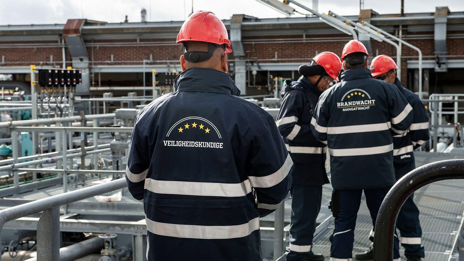 De middelbaar veiligheidskundigen van Risk Safety zijn landelijk inzetbaar.