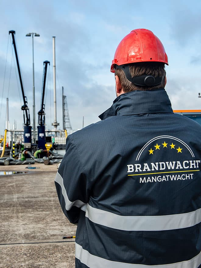 Risk Safety - Brandwacht - Mangatwacht Petrochemie