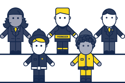 Risk Safety - Veiligeheidspersoneel - Brandwacht - Beveiligers - Veiligheidskundige